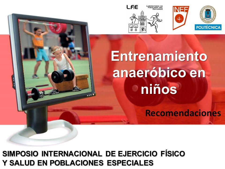 Simposio internacional de ejercicio físico y salud en poblaciones especiales