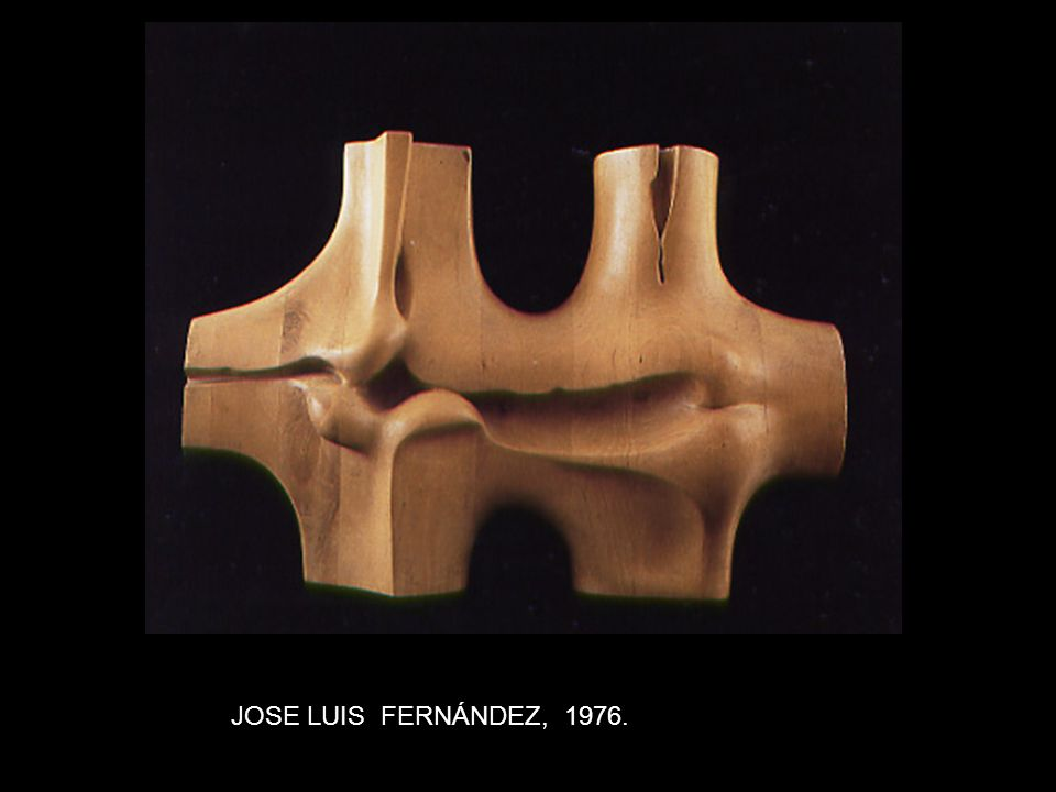 JOSE LUIS FERNÁNDEZ, 1976.