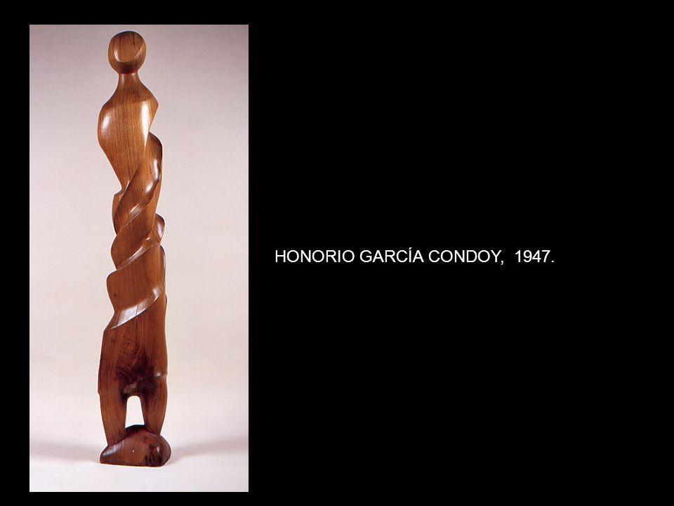 HONORIO GARCÍA CONDOY, 1947.