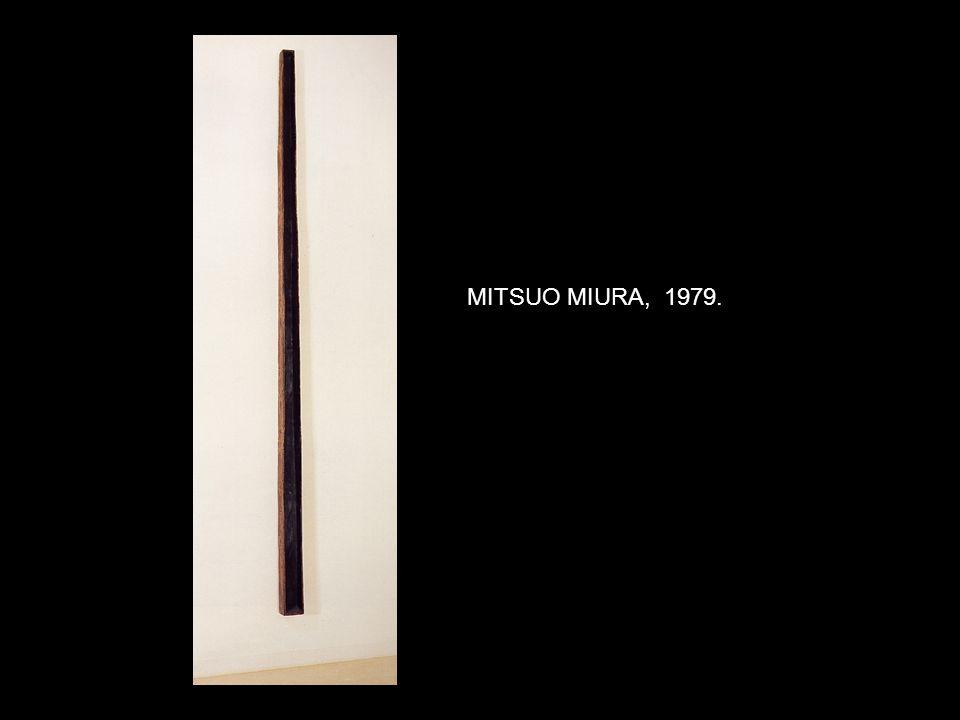 MITSUO MIURA, 1979.
