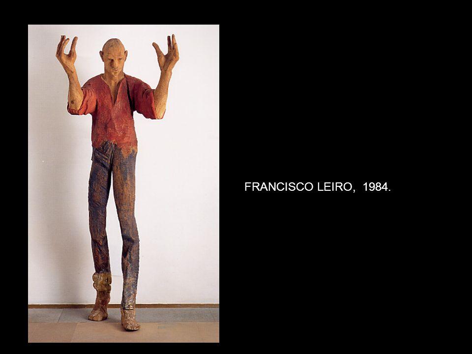 FRANCISCO LEIRO, 1984.