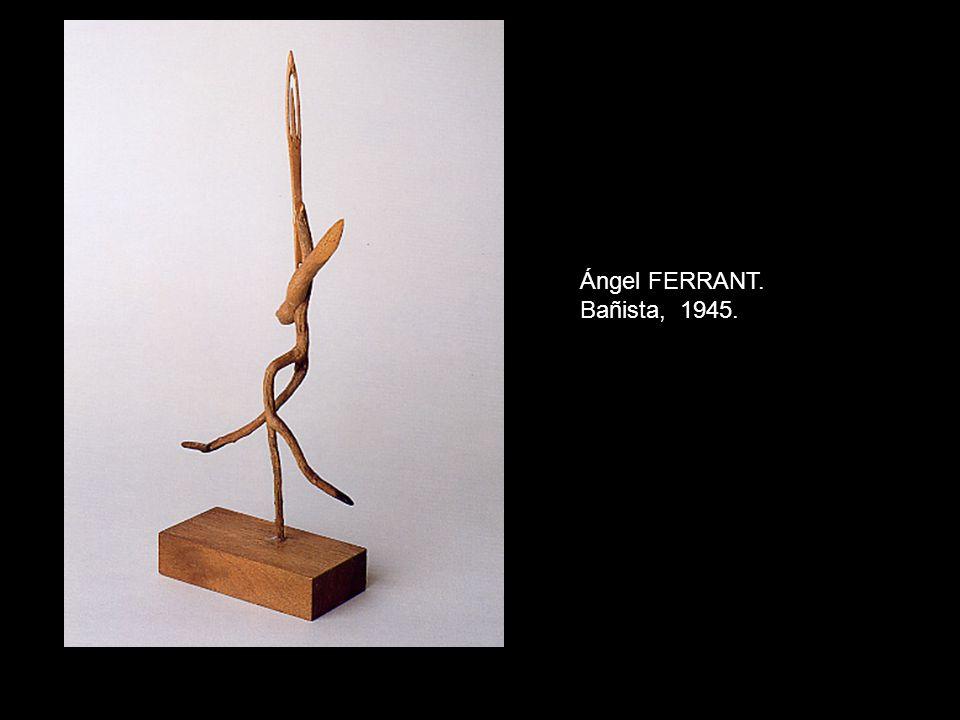 Ángel FERRANT. Bañista, 1945.