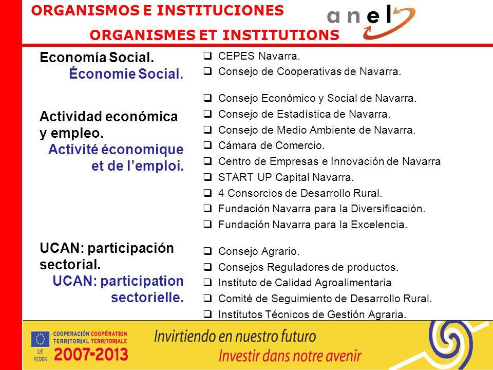 CEPES Navarra. Consejo de Cooperativas de Navarra.