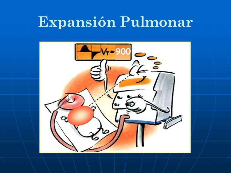900 Expansión Pulmonar
