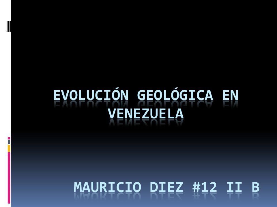 Geología La Geología es la ciencia que se ocupa del estudio de la Tierra.