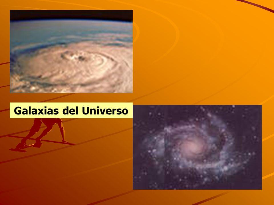 Galaxias del Universo