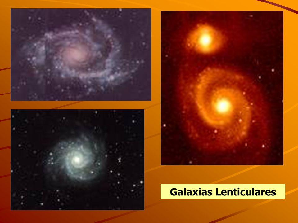 Galaxias Lenticulares