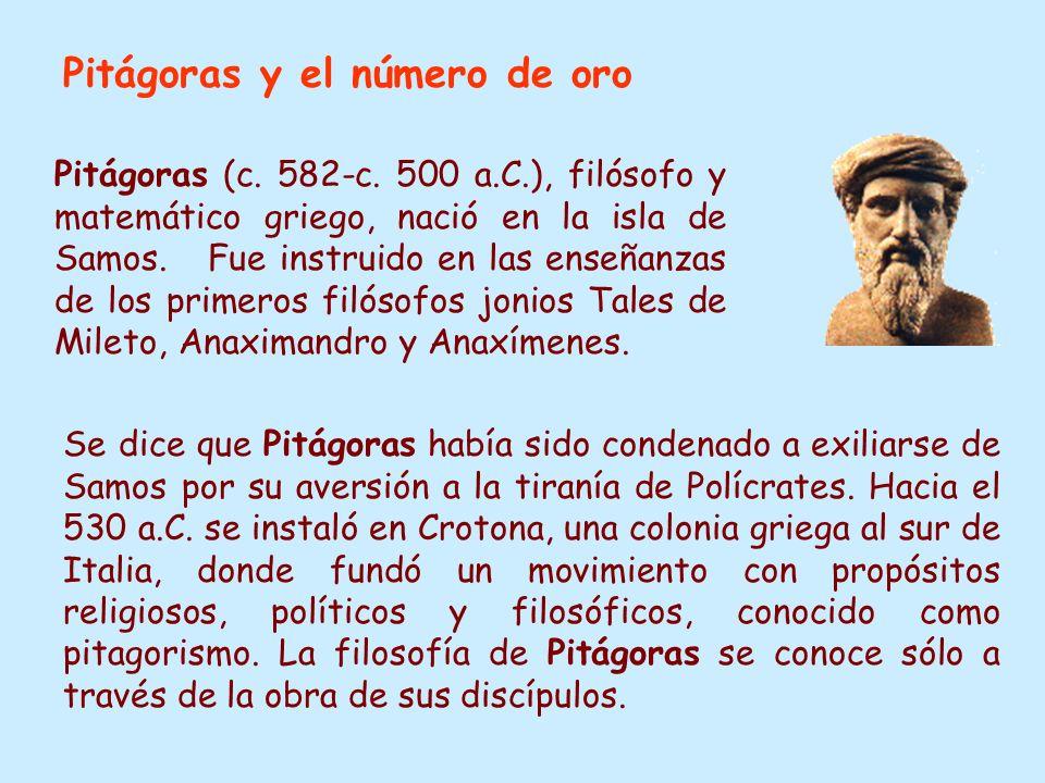 Se dice que Pitágoras había sido condenado a exiliarse de Samos por su aversión a la tiranía de Polícrates. Hacia el 530 a.C. se instaló en Crotona, u