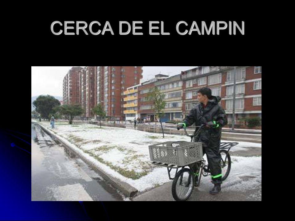 CERCA DE EL CAMPIN
