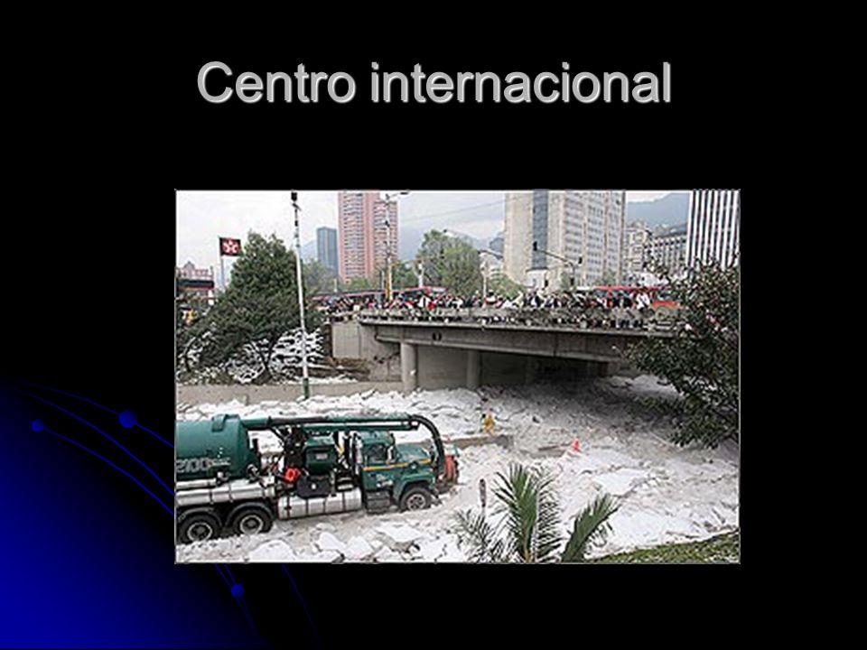 Centro internacional