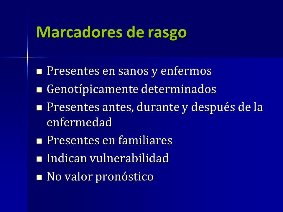 BIOQUIMICOS RUTINA RUTINA ENDOCRINOLOGICOS BASALES ENDOCRINOLOGICOS BASALES PRUEBAS FUNCIONALES PRUEBAS FUNCIONALES INMUNOLOGICOS INMUNOLOGICOS –CD –IL –RELACION TH1 - TH2 A.M.López Mato A.M.López Mato