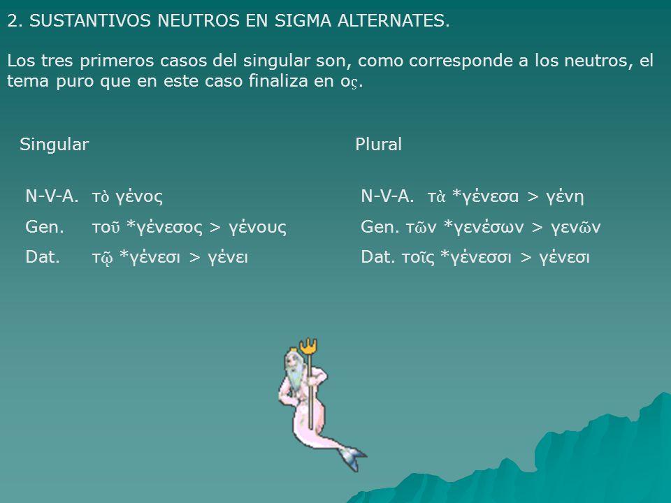 ADJETIVOS 3-3 EN SIGMA.