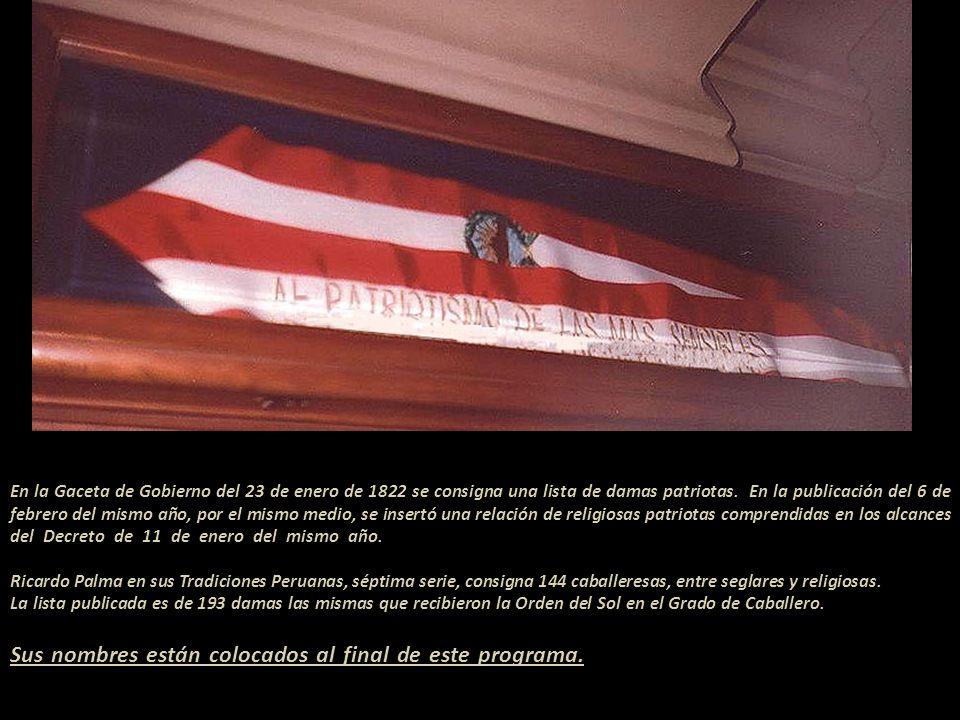 Imagen, foto montaje Tomasa Amat y García Mancebo. Fue fiel seguidora de la causa libertadora del General José de San Martín. Es una de las 193 damas