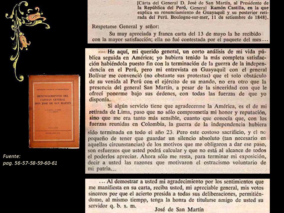 Conferencia de Guayaquil - foto montaje Después de la guerra de Pichincha San Martín viajó en el mes de julio de 1822 para tener una conferencia con B
