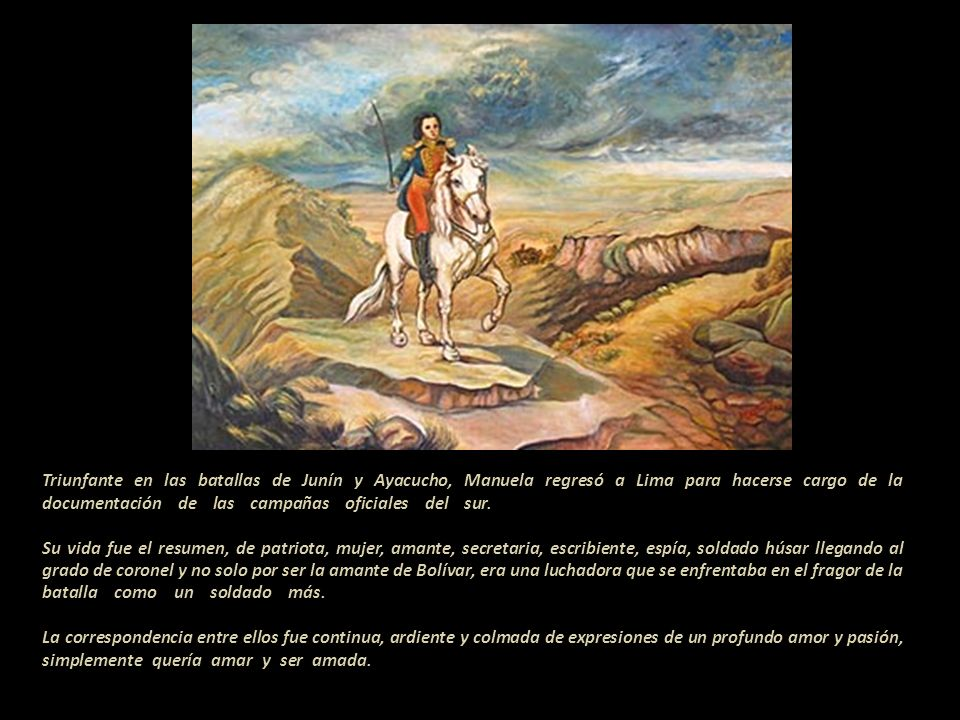 Escudo honorífico otorgado a los oficiales que participaron en la Campaña de Perú en 1823-1824 Coronel Manuela Sáenz foto montaje Cuartel General de H