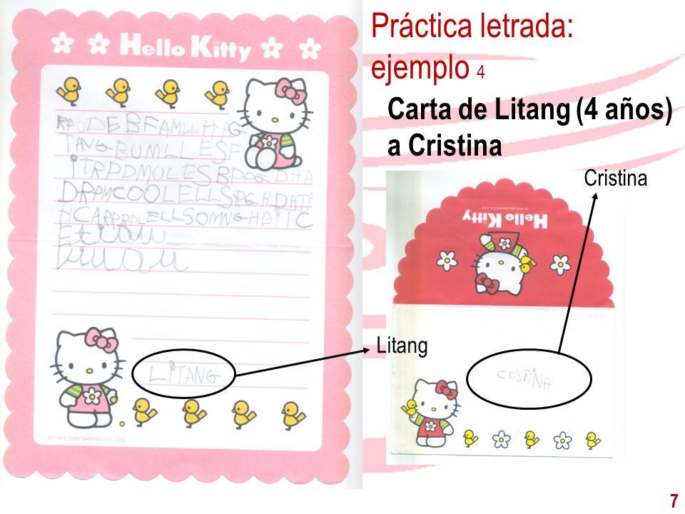Recomendaciones 1 1.Centrar la lectura/escritura en prácticas letradas particulares, concretas, situadas.