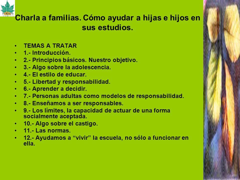1.- LO MÁS IMPORTANTE DE ESTA TARDE TODOS Y TODAS TENEMOS MUCHAS COSAS QUE HACER.