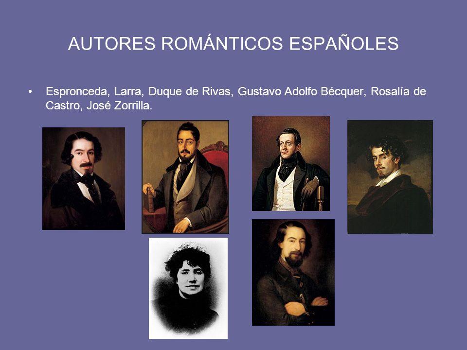 AUTORES ROMÁNTICOS EN LENGUA INGLESA Lord Byron, Walter Scott, Mary Shelley, Charlotte Brontë, Emily Brontë, Jane Austen, Walter Scott, Edgar Allan Po