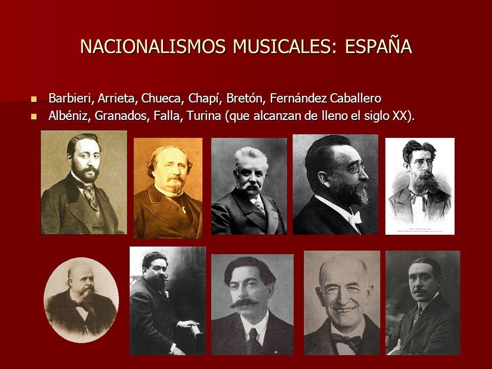 NACIONALISMOS MUSICALES: ESCANDINAVIA Grieg. Sibelius. Grieg. Sibelius.