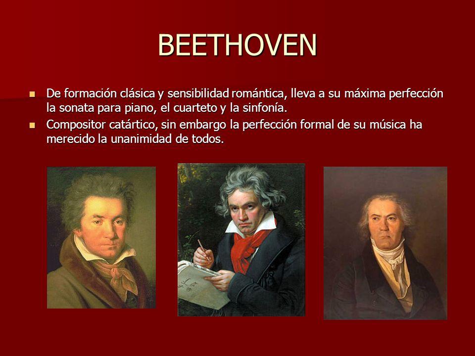 ANTECEDENTES DEL CLASICISMO Haydn y Mozart transmiten la perfección de la forma sonata y la madurez de varios géneros musicales: sinfonía, concierto,