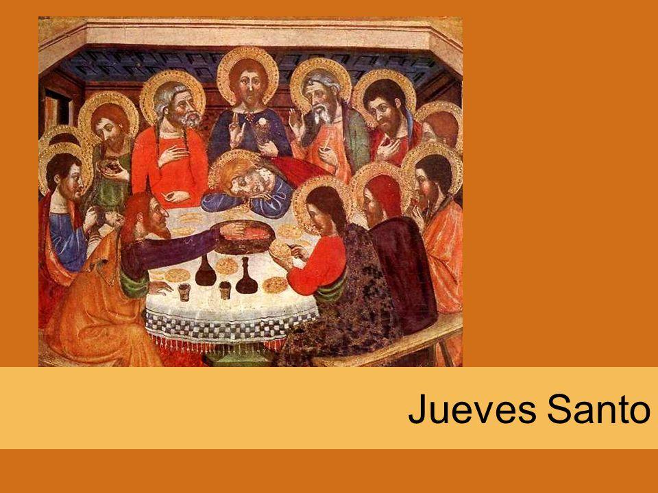 Es un día particularmente especial ya que, además de culminar la Cuaresma, nos introducimos en los tres días más importantes del año litúrgico, en lo que llamamos el Triduo Pascual.