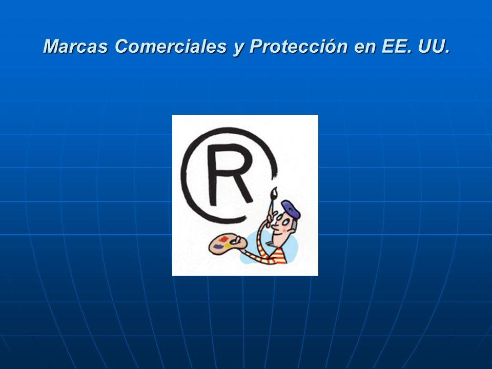 Protección de Marcas Comerciales en los EE.UU.