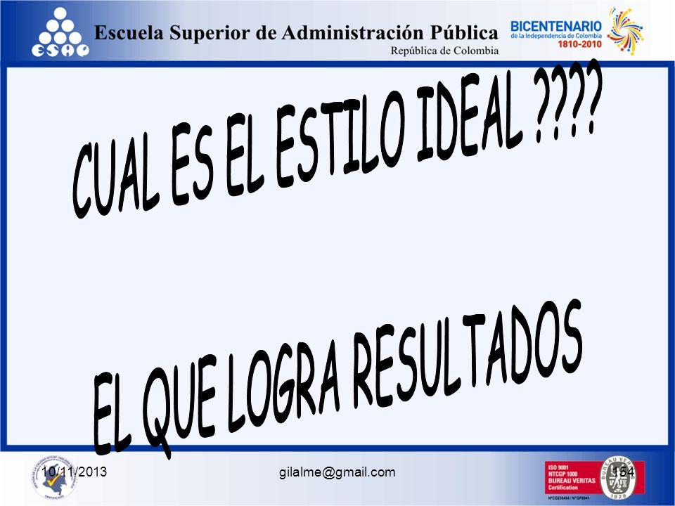 10/11/2013gilalme@gmail.com153 ESTILOS DE INFLUENCIA POSITIVO VENDEDOR CONVENCER INFORMAR DEMOSTRAR ARGUMENTAR COMPROMETER NEGATIVO MANIPULADOR ENREDA