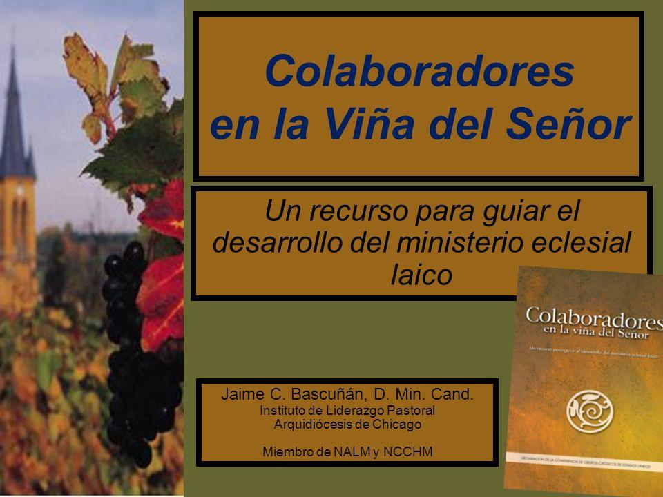 52 Para la Reflexión De qué forma podemos identificar candidatos al MEL en la realidad del ministerio hispano.