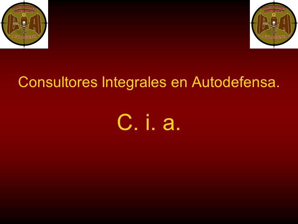 Consultores Integrales en Autodefensa. C. i. a.