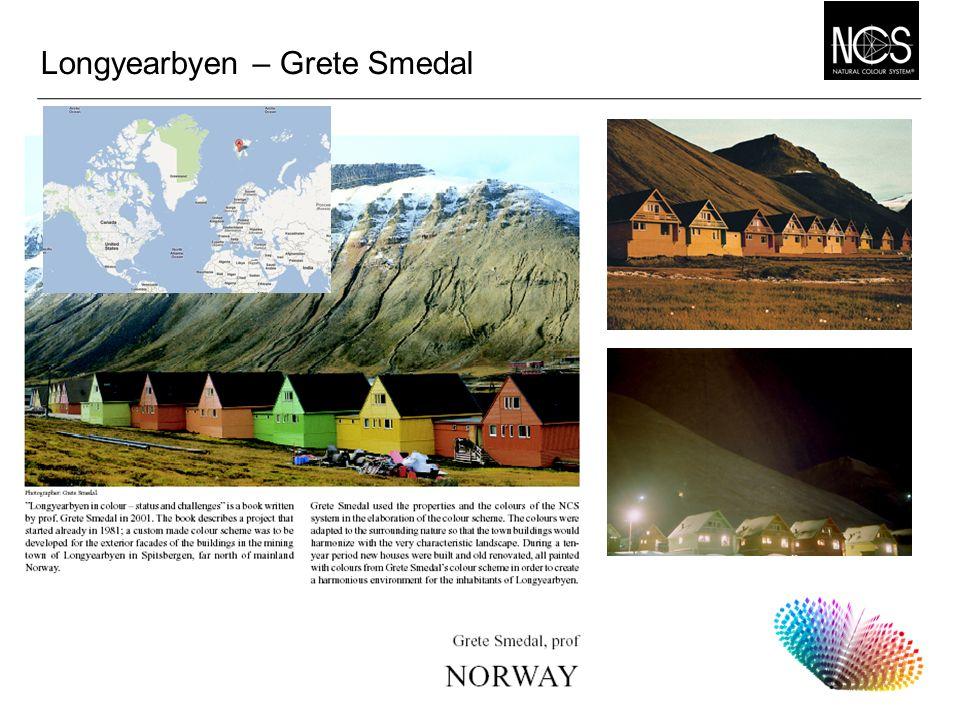 Longyearbyen – Grete Smedal