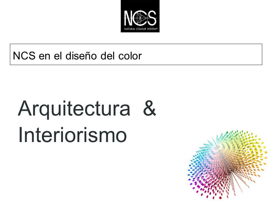 NCS como herramienta precisa e intuitiva para material de ventas, marketing, producción y visualización en cualquier material Diseño de productos