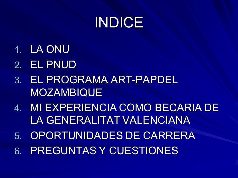 5.1.NIVELES DE INTERVENCIÓN EN COOPERACIÓN 5.2. CONVOCATORIAS 5.3.