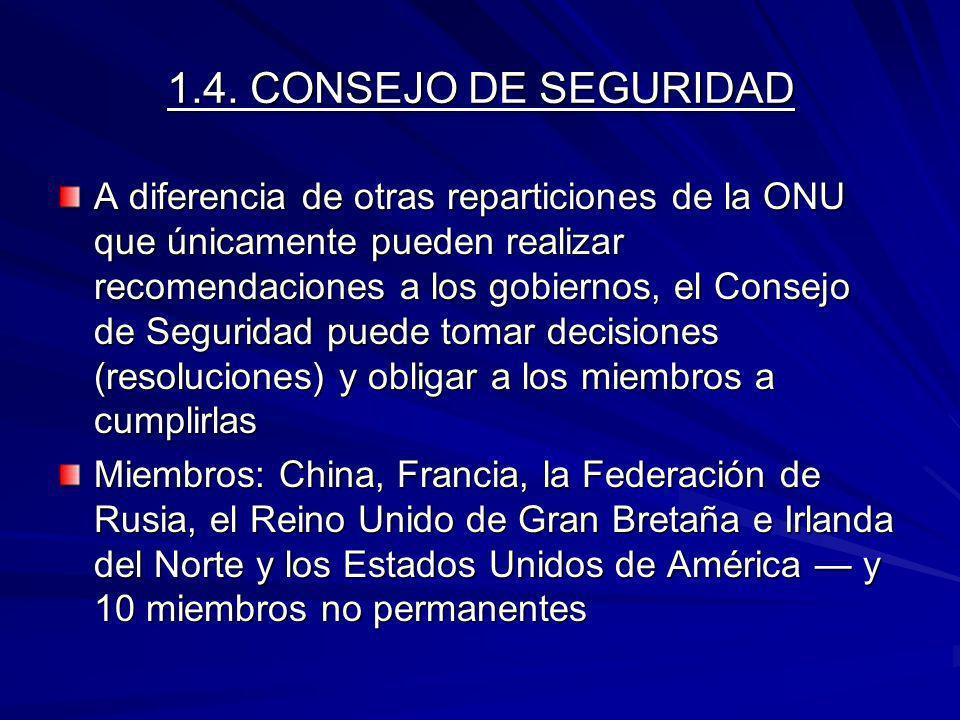 2.EL PROGRAMA DE NACIONES UNIDAS PARA EL DESARROLLO (PNUD) 2.1.