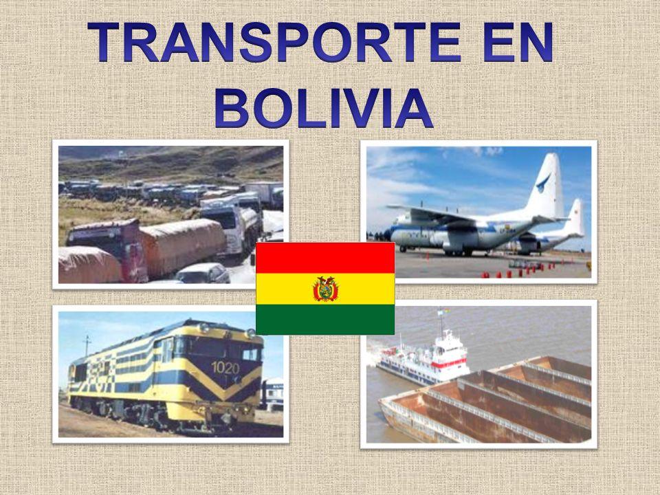 CORREDORES DE BOLIVIA