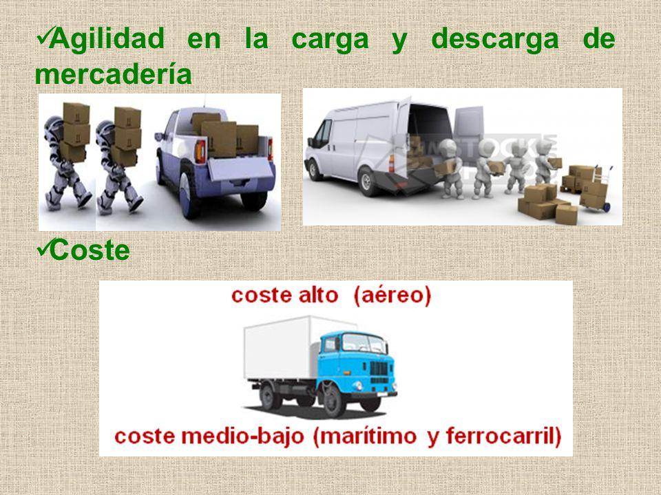 ¿Que factores de eficiencia se deben considerar al elegir un vehículo de carga .