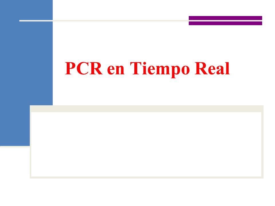Target: TRalfa ( m y calibrador) Master Mix Endógeno: BetaActina( m y c) NTC!!!