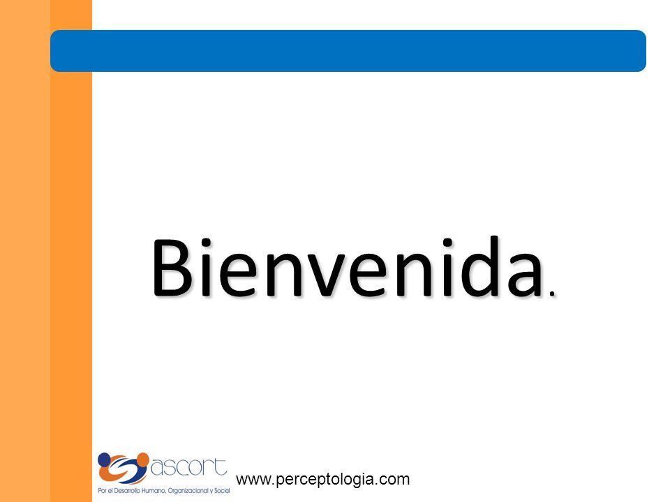 www.perceptologia.com LA PROPUESTA DE LA P PP PERCEPTOLOGÍA COMERCIAL ®