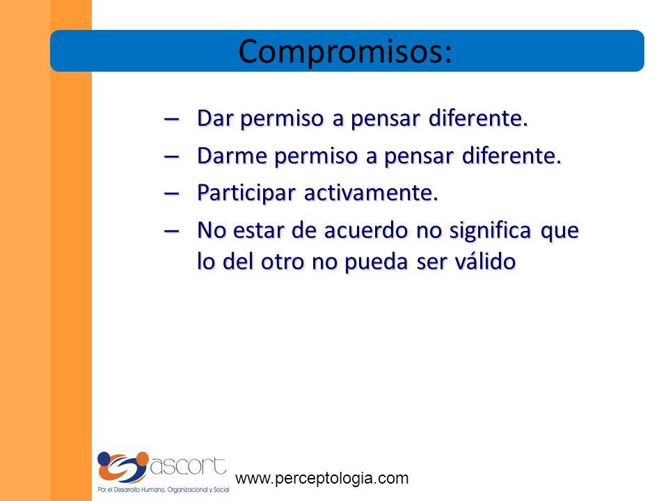 www.perceptologia.com Bienvenida.