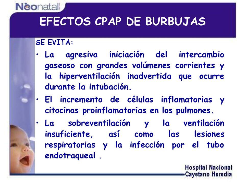 DIAGNÓSTICOS DE ENFERMERÍA Deterioro del intercambio gaseoso R/C inmadurez pulmonar (Prematuridad) desequilibrio ventilación perfusión alveolar.