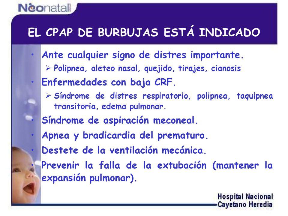 En enfermedades obstructivas de las vías respiratorias Displasia broncopulmonar (DBP) Enfermedad pulmonar crónica (EPC) Bronquiolitis Traqueomalacia Parálisis diafragmática.