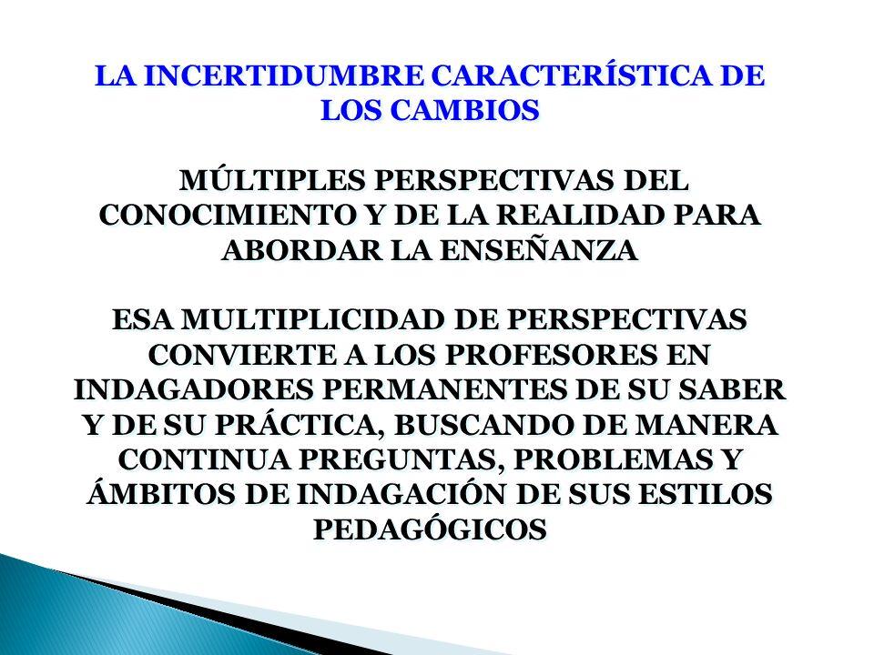 LA AUTENTICIDAD Y COMPLEJIDAD DE LOS PROYECTOS PROMOVER DETERMINADAS ACTITUDES Y VALORES, TALES COMO EL ESPÍRITU CRÍTICO, LA AUTONOMÍA, EL RESPETO A LA DIVERSIDAD, LA COOPERACIÓN, LA CREATIVIDAD Y LA COMPRENSIÓN DEL ENTORNO PROPONER PROBLEMAS RELEVANTES DESDE LO SOCIAL, LO PERSONAL, LO INSTITUCIONAL Y LO AMBIENTAL, CON EL PROPÓSITO DE VINCULAR LA CONSTRUCCIÓN DE SIGNIFICADOS DE LOS ESTUDIANTES CON LA PRÁCTICA Y EL MUNDO DE LA EXPERIENCIA.