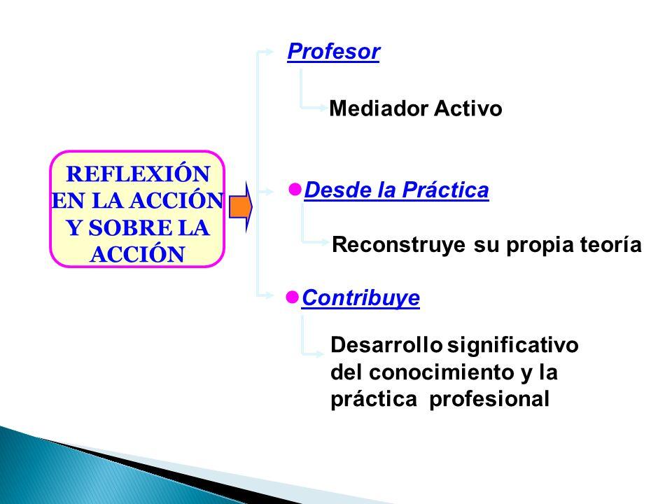 PROCESOS COLECTIVOS CONSTRUCCIÓN CONCEPTUAL _ ORIENTADOS POR PENSAMIENTO REFLEXIVO Y AUTÓNOMO _ PARA SUPERAR PENSAMIENTO RUTINARIO Y ESPONTÁNEO CONCEPCIONES Y MODELOS TRADICIONALES Y FAVORECER SU _ CUESTIONAR TRANSFORMACIÓN