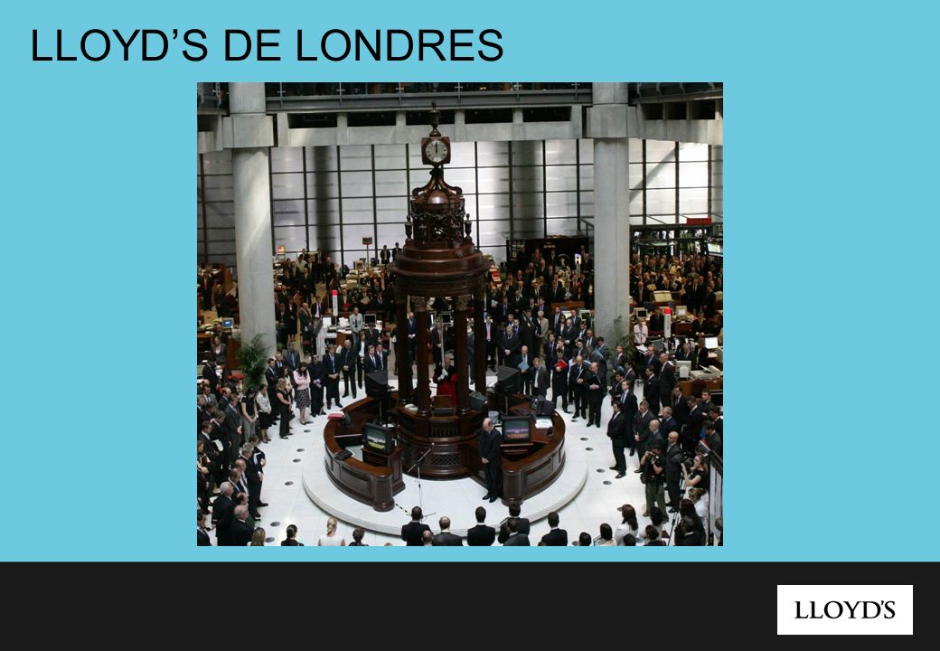 LLOYDS DE LONDRES