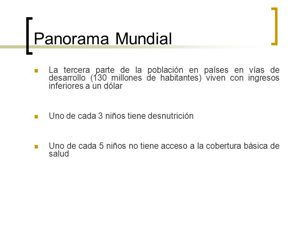 México Las parasitosis intestinales se encuentran dentro de las primeras 20 causas de enfermedad.