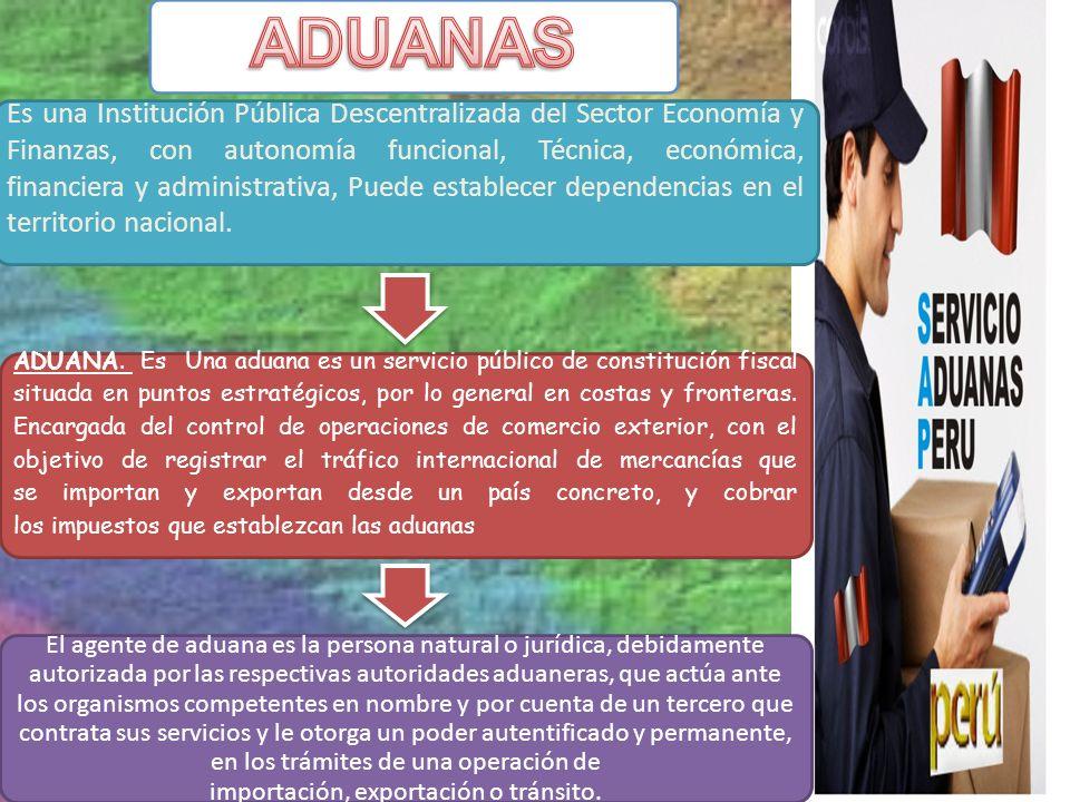 Es una Institución Pública Descentralizada del Sector Economía y Finanzas, con autonomía funcional, Técnica, económica, financiera y administrativa, P