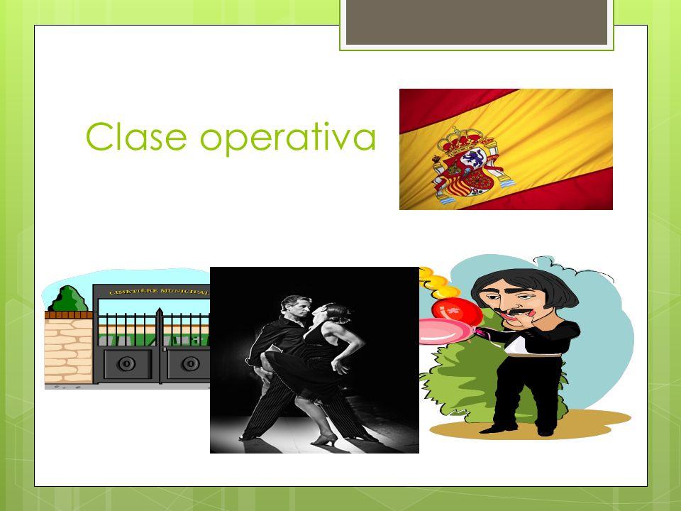 Clase operativa