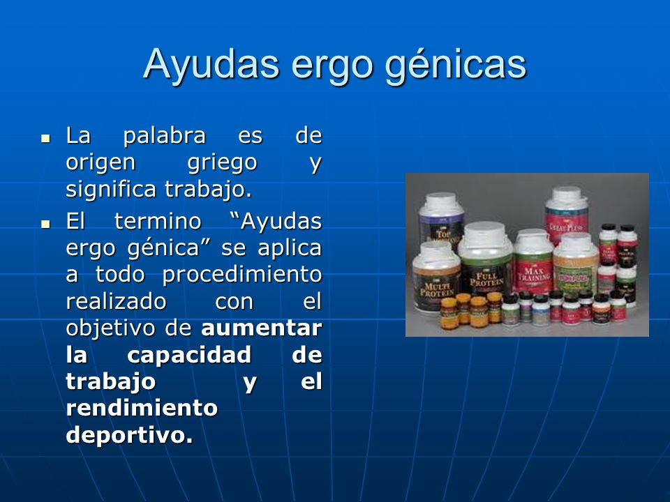 ¡¡ PELIGRO !¡ Suplementos/ayudas ergogénicas ¡Pueden contener sustancias prohibidas no señaladas en el prospecto!.