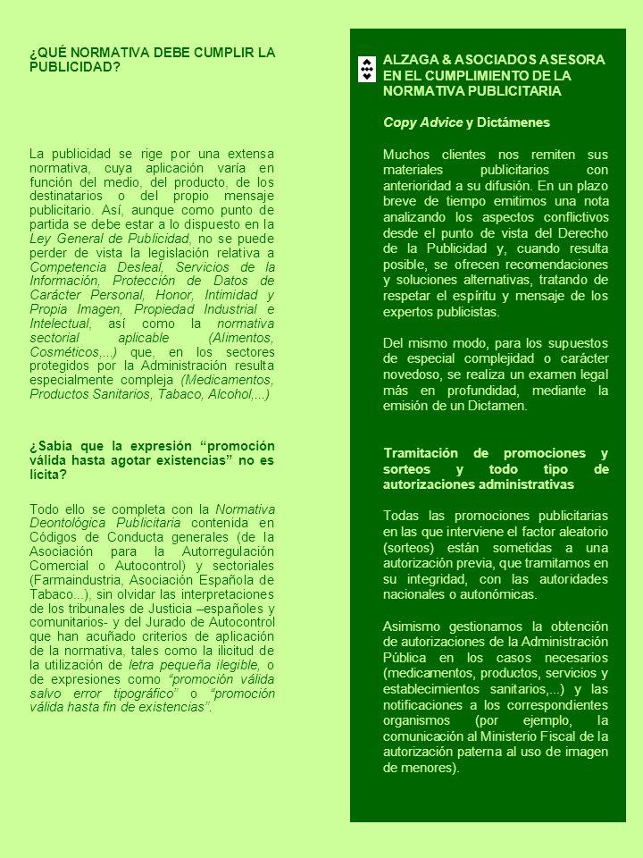 ¿QUÉ CONSECUENCIAS PUEDEN DERIVARSE DE LA INFRACCIÓN DEL DERECHO PUBLICITARIO.