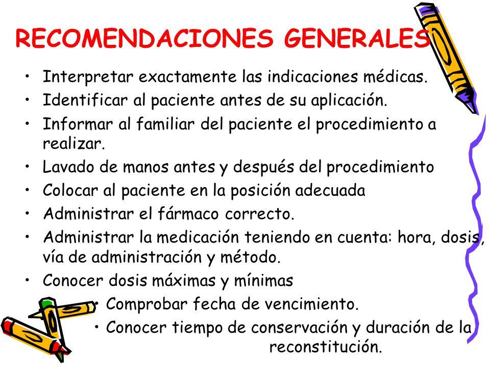 CONSIDERACIONES ESPECIALES BROMURO DE PANCURONIO, VECURONIO: Relajante muscular, no analgésico ni hipnótico.