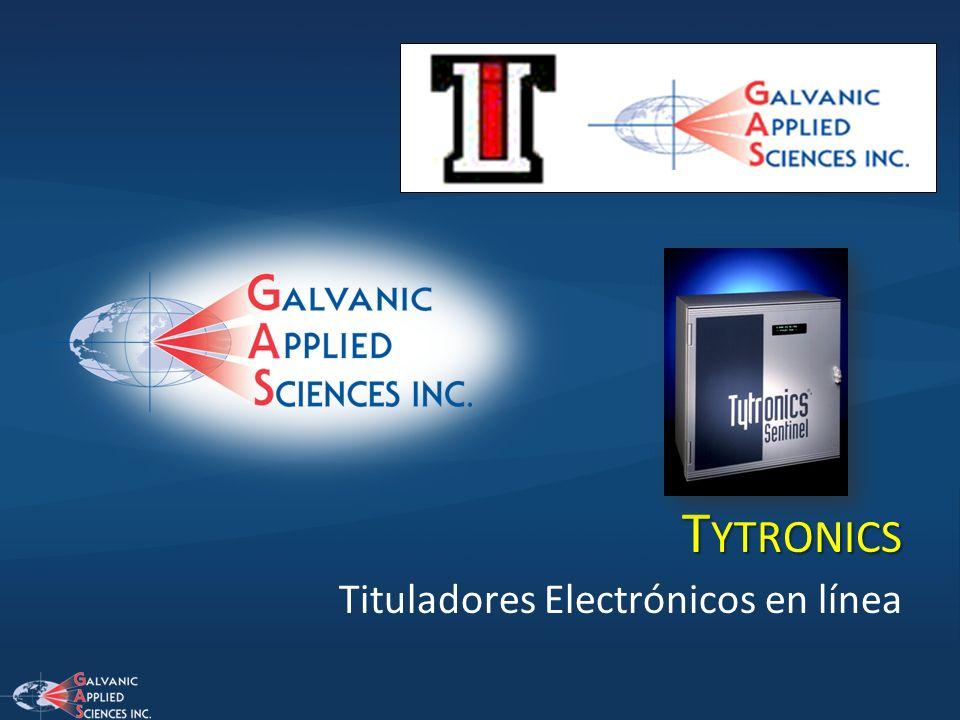 Tituladores Electrónicos en línea T YTRONICS